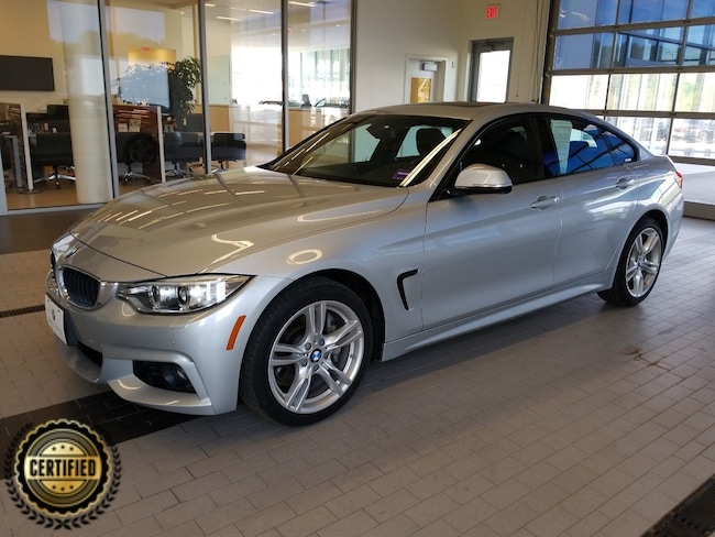 2016 BMW 4 Series 428i xDrive Sedan