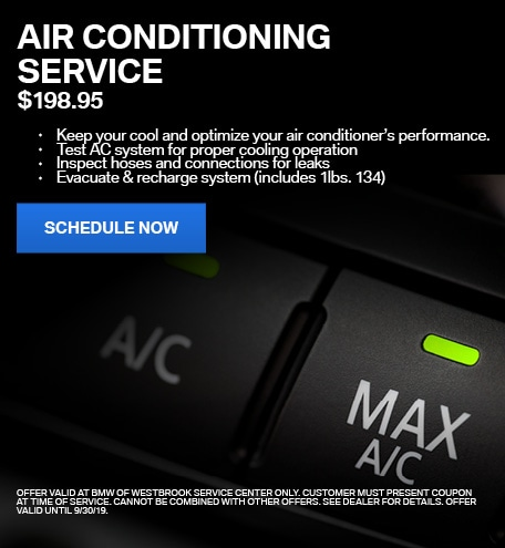 Air Conditioning Service - $198.95