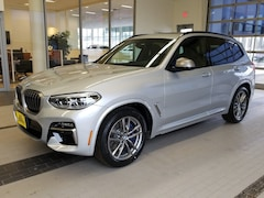 New 2020 BMW X3 M40i Sports Activity Vehicle For Sale in Westbrook, ME