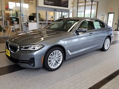 New 2021 BMW 5 Series 530i xDrive Sedan For Sale in Westbrook, ME