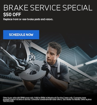 Brake Service Special - July