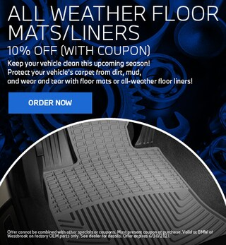All Weather Floor Mats/Liners
