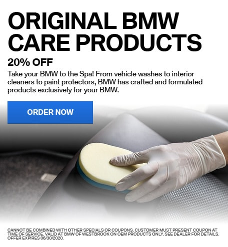 Original BMW Care Products