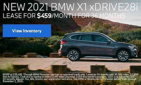 New 2021 BMW X1 xDrive28i - Oct