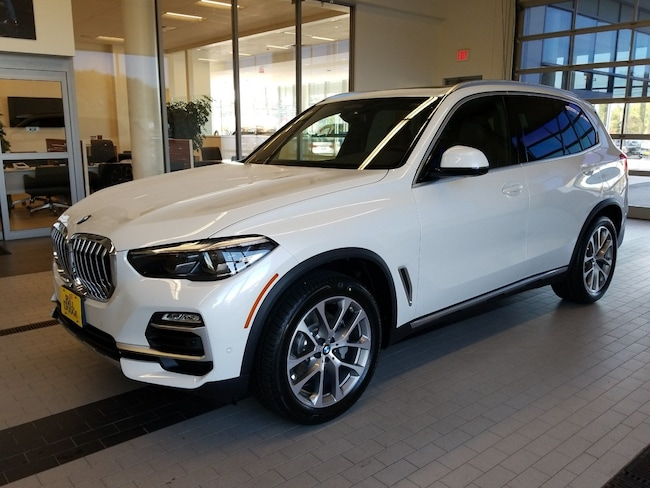 2020 BMW X5 xDrive40i Sports Activity Vehicle
