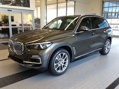 New 2020 BMW X5 xDrive40i Sports Activity Vehicle For Sale in Westbrook, ME