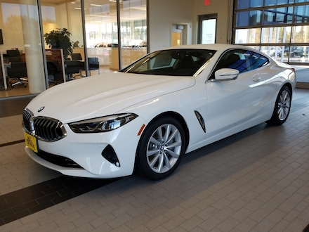 2020 BMW 8 Series 840i Coupe