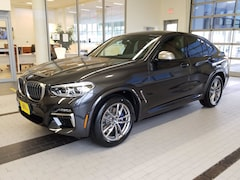 New 2021 BMW X4 M40i Coupe For Sale in Westbrook, ME