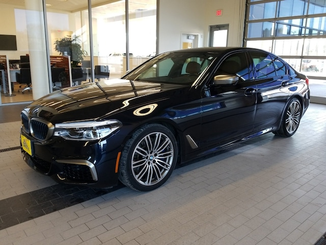 Pre Owned 2019 Bmw 5 Series For Sale At Bmw Of Westbrook Vin