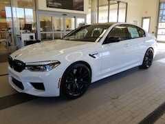 New 2020 BMW M5 Competition Sedan For Sale in Westbrook, ME