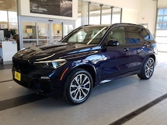 New 2021 BMW X5 M50i Sports Activity Vehicle For Sale in Westbrook, ME