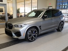 New 2020 BMW X3 M Competition Sports Activity Vehicle For Sale in Westbrook, ME