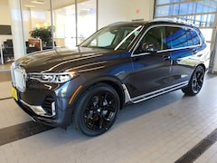 New 2019 BMW X7 xDrive50i Sports Activity Vehicle For Sale in Westbrook, ME