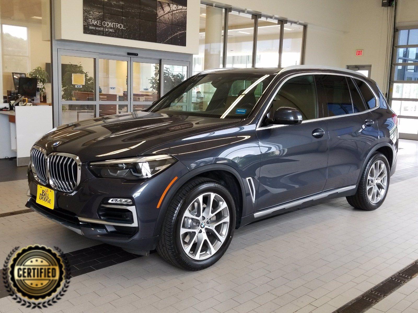 2019 BMW X5 Sports Activity Vehicle