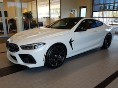 New 2020 BMW M8 Competition Coupe For Sale in Westbrook, ME