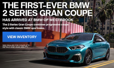 The First-Ever BMW 2 Series Gran Coupe - March
