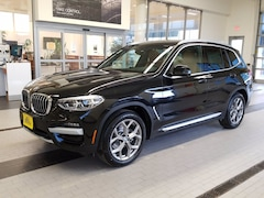 New 2021 BMW X3 xDrive30i Sports Activity Vehicle For Sale in Westbrook, ME