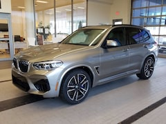 New 2021 BMW X3 M Sports Activity Vehicle For Sale in Westbrook, ME