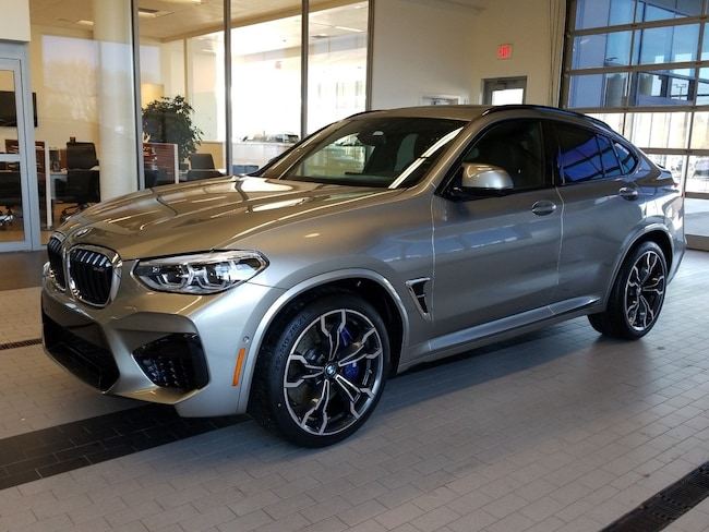 2020 BMW X4 M Competition Sports Activity Vehicle
