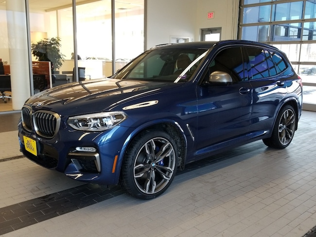 2019 BMW X3 M40i Sports Activity Vehicle