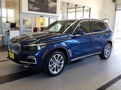 New 2021 BMW X5 xDrive40i Sports Activity Vehicle For Sale in Westbrook, ME