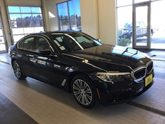New 2019 BMW 5 Series 540i Sedan For Sale in Westbrook, ME