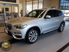 2018 BMW X3 xDrive30i Sports Activity Vehicle For Sale in Westbrook, ME