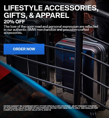 20% Off Lifestyle Accessories, Gifts, & Apparel