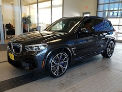 New 2020 BMW X3 M Sports Activity Vehicle For Sale in Westbrook, ME