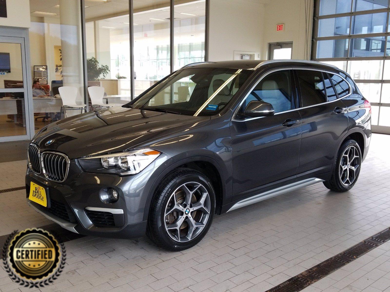 2018 BMW X1 Sports Activity Vehicle