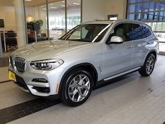 New 2020 BMW X3 xDrive30i Sports Activity Vehicle For Sale in Westbrook, ME