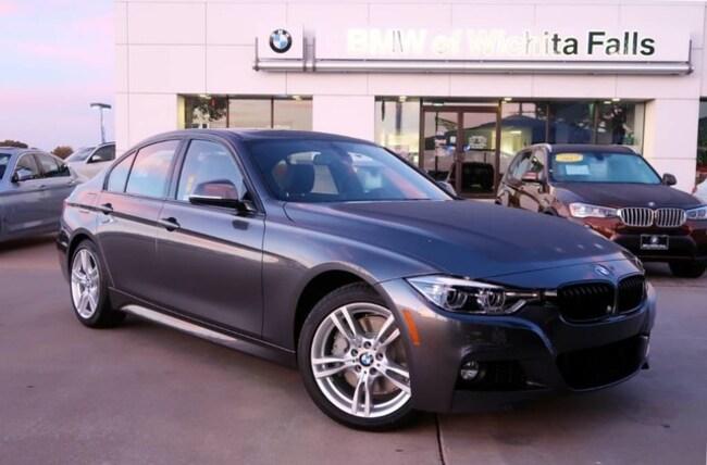 New 2018 BMW 330i Sedan For Sale/Lease Wichita Falls, Texas