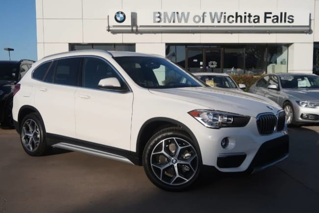 New 2019 BMW X1 sDrive28i SUV For Sale/Lease Wichita Falls, Texas