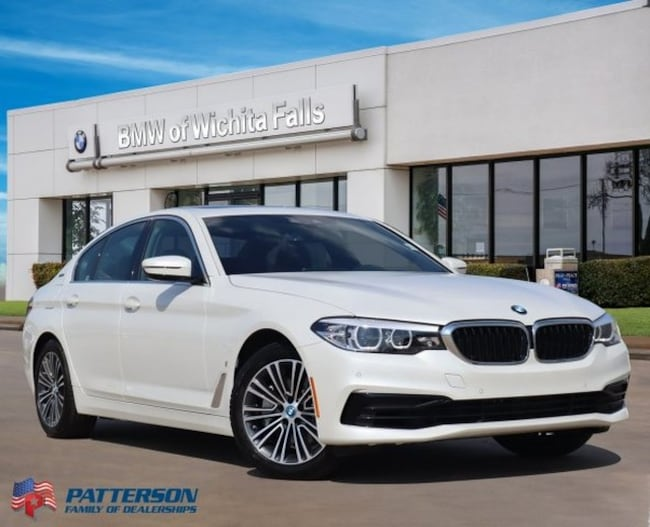 New 2019 BMW 530e iPerformance Sedan For Sale/Lease Wichita Falls, Texas