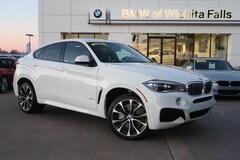 New BMW for sale  2019 BMW X6 xDrive50i SAV in Wichita Falls, TX