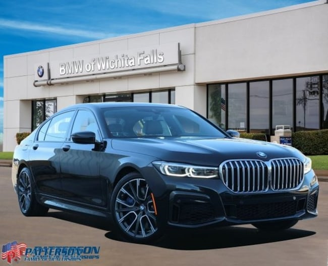 New 2020 BMW 750i xDrive Sedan For Sale/Lease Wichita Falls, Texas