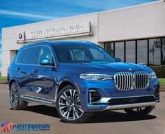 New BMW for sale  2020 BMW X7 xDrive40i SUV in Wichita Falls, TX