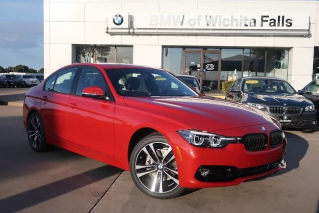 New 2018 BMW 330i Sedan For Sale/Lease Wichita Falls, Texas