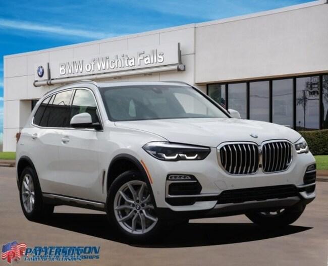 New 2019 BMW X5 xDrive40i SAV For Sale/Lease Wichita Falls, Texas