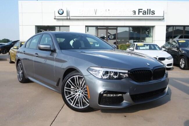 New 2018 BMW 530i Sedan For Sale/Lease Wichita Falls, Texas