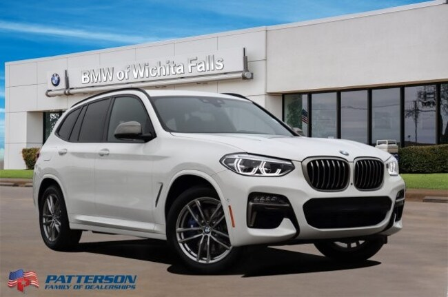 New 2020 BMW X3 M40i SAV For Sale/Lease Wichita Falls, Texas