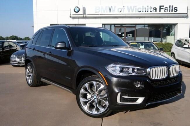 New 2018 BMW X5 sDrive35i SAV For Sale/Lease Wichita Falls, Texas