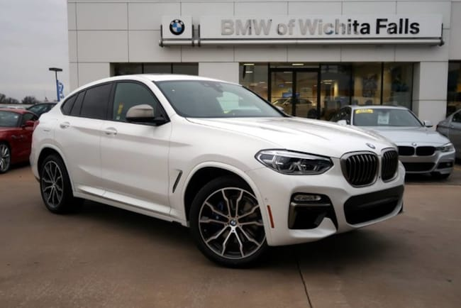 New 2019 BMW X4 M40i Sports Activity Coupe For Sale/Lease Wichita Falls, Texas