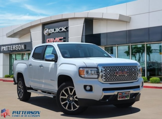 New 2019 GMC Canyon For Sale/Lease Wichita Falls, TX | Stock