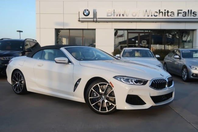 New 2019 BMW M850i xDrive Convertible For Sale/Lease Wichita Falls, Texas
