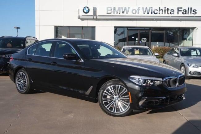 New 2019 BMW 540i Sedan For Sale/Lease Wichita Falls, Texas