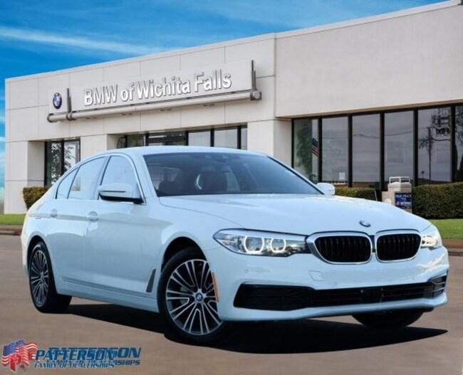 New 2019 BMW 530i xDrive Sedan For Sale/Lease Wichita Falls, Texas