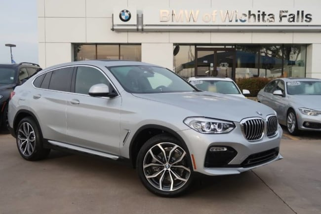 New 2019 BMW X4 xDrive30i Sports Activity Coupe For Sale/Lease Wichita Falls, Texas
