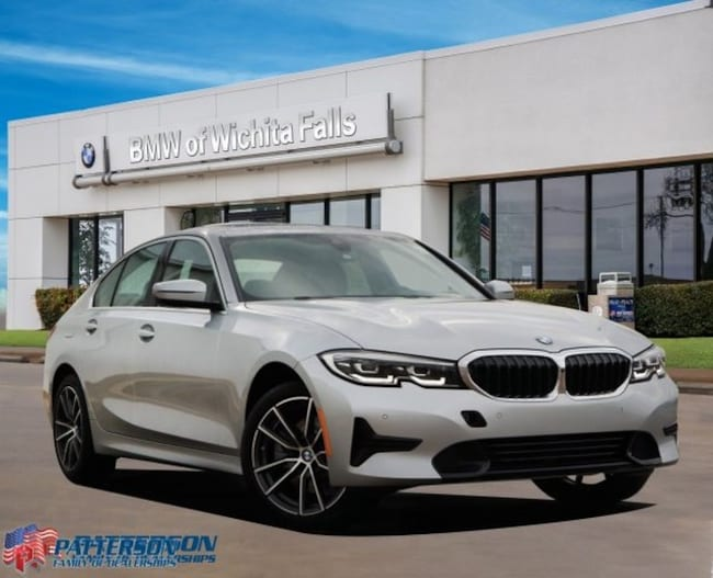 New 2019 BMW 330i xDrive Sedan For Sale/Lease Wichita Falls, Texas