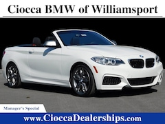 2017 BMW M240i Convertible in [Company City]